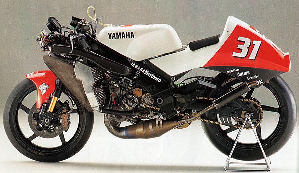 96年型 YAMAHA YZR250