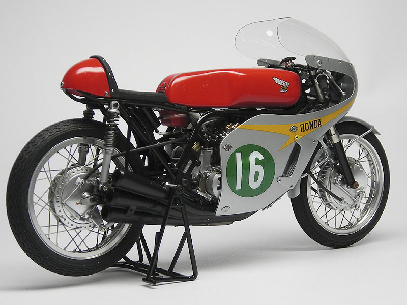 Tamiya 1 12 Honda Rc166