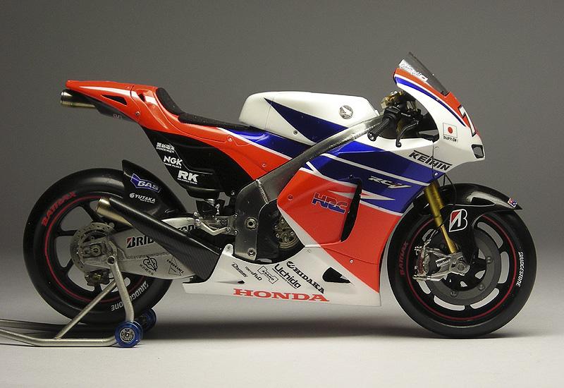 MotoGP2011 HONDA RC212V JapanGP Team HRC